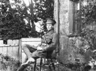 William Jones, Bethesda c1914-1918