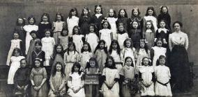 Penygraig Girls School, 1913