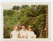 Rita Deakin, Amanda & Julie Key C1970's