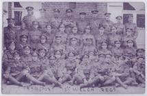 Transport 15th Battalion Welsh Regiment