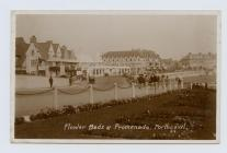 postcard of porthcawl