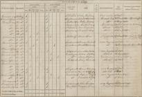 Newport Union Workhouse admission/discharge...