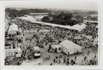 The Eisteddfod Maes, Pentwyn, Cardiff, 1978