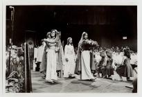 Crowning Ceremony at the National Eisteddfod 1978