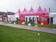 Stondin y Llyfrgell Genedlaethol, Eisteddfod 2008
