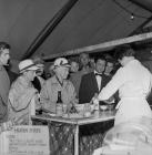 Milk Marketing Board stand at the 1968 Eisteddfod
