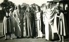 Alun Davies, Macwy Eisteddfod Wrecsam 1933