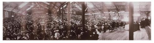 Pafiliwn Eisteddfod Bangor, 1902