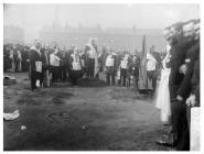 Gorsedd y Beirdd yn Eisteddfod Lerpwl 1884