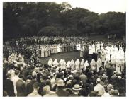 Gorsedd of Bards at the Liverpool Eisteddfod 1884