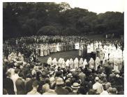 Gorsedd y beirdd, Eisteddfod Lerpwl, 1929