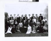 Members of Soar Baptist Chapel, Llanelli