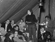 """Camping at """"Gwersyll y Werin"""", 1959..."""
