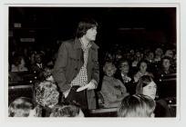 Aled Eirug heckling, 1978 Cardiff Eisteddfod