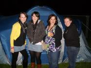 Camping at the 2007 Flintshire Eisteddfod