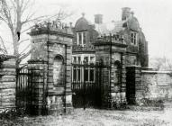 Lodge, Castle Malgwyn
