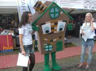 Tai Clwyd's Mascot, Eisteddfod 2011