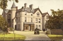 Morfa Hall, Rhyl 1906