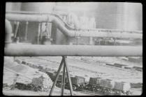 Dowlais furnace pig iron beds