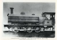 Dowlais locomotive Ehedydd