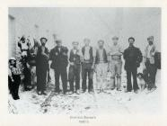 Dowlais workers in 1890s