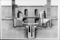 Bessemer converter Dowlais 1856
