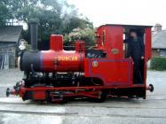 'Douglas (Duncan)' at Tal-y-llyn railway