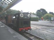 `Edward Thomas' Tal-y-llyn railway