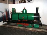 Dundee Gasworks locomotive,Tal-y-llyn
