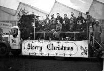 A VERY EARLY SWS CHRISTMAS CHOIR