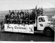 A VERY EARLY S.W.S CHRISTMAS CHOIR