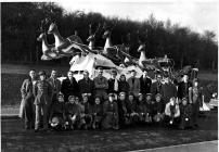 THE 1961 S.W.S CHRISTMAS CHOIR