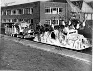 THE 1962 S.W.S CHRISTMAS DISPLAY