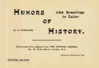 A. M. [A. Moreland], 'Humors of History:...