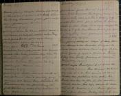 Diary of Corporal Thomas Griffiths, July 1917