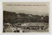 Proclamation of the National Eisteddfod at...