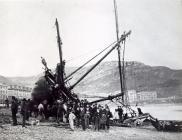 'Catharina' ship wreck