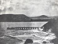 Original Llandudno pier