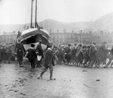 Launch Port Sunlight lifeboat