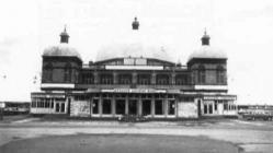Photograph of the original Rhyl Pavilion, c.1960s