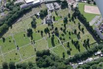Pontypridd, Glyntaff cemetery
