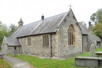 Llantysilio Church, established c.16th Century