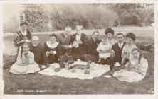 Bryn Madyn tea party, Bagillt