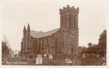 Bagillt Parish Church, c.1908