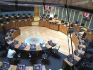 Debating Chamber, Senedd
