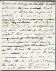 Letter (draft) from William Chambers to the...