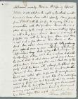 Statement of Thomas Philipps of Topsail,...