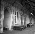 Welshpool Railway Stn 1972-3