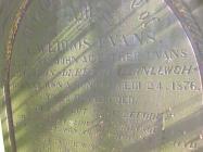 Bedd Wedros Evans, Capel Pensarn