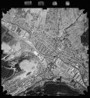 Treorchy - aerial view 1997